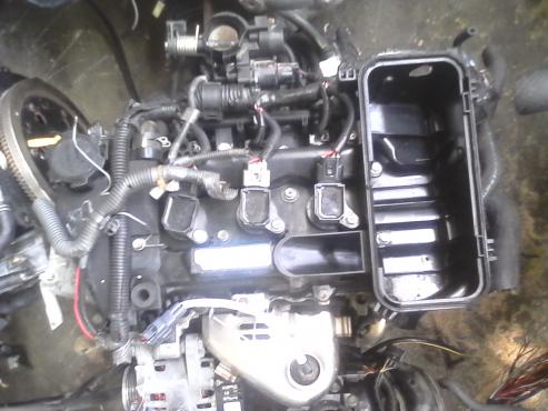 Toyota Yaris 1KR Engine for Sale