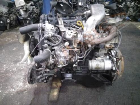 TOYOTA HIACE / TRUCK - 5L 3 0L NON-TURBO DIESEL Engine | Junk Mail