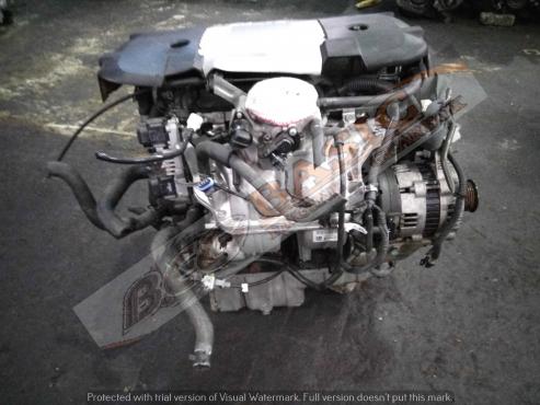 CHEVROLET -F18D3 1.8L E-TEC III Engine