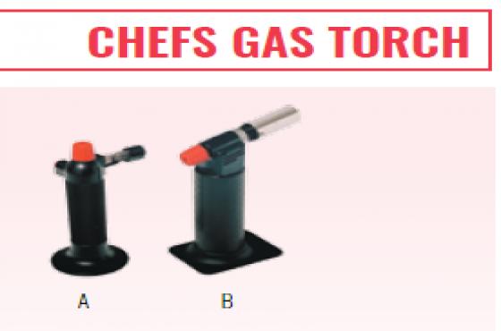 CHEFS GAS TORCH