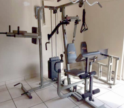 Trojan meridian home gym junk mail