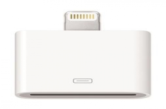 Apple adapter 30pin to lightning