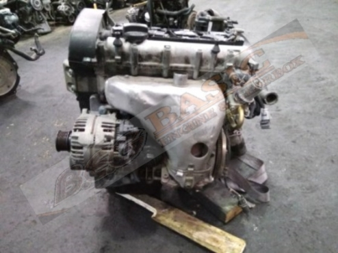 VOLKSWAGEN POLO -BBY 1.4L EFI 16V Engine -Auto only