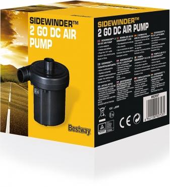 Sidewinder 2 go DC Air pump
