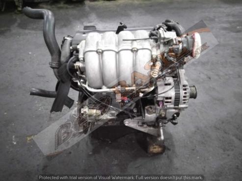DAEWOO -A16DMS 1.6L E-TEC 16V  Engine