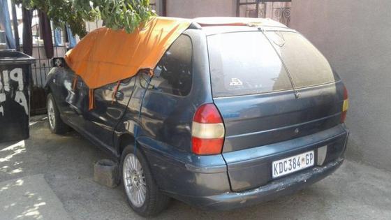 Breaking Fiat Palio