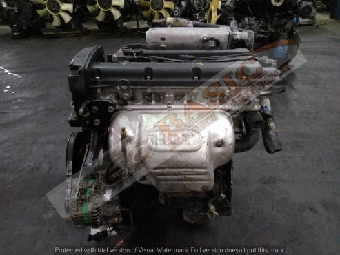 HYUNDAI ELANTRA -G4GM 1.8L EFI 16V Engine -Elantra  ( Replacement of G4GR 1.6L Elantra )