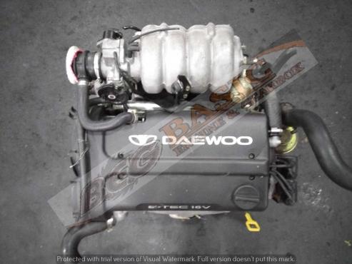DAEWOO -A16DMS 1.6L