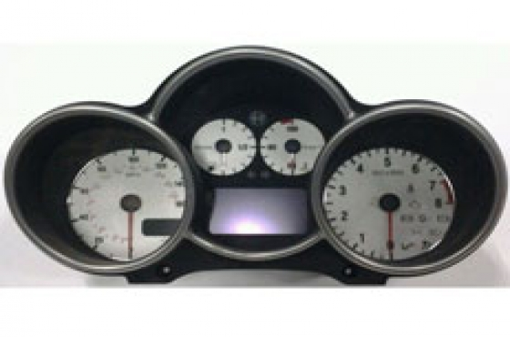 Alfa romeo 147 Dashboard cluster for sale  contact Tel: 012 753 0656 Cell: 0764278509 whatsapp 07642