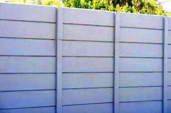Vibracrete walls * Extensions * Spikes / Razor wire * Paving Slabs * Pillar Caps
