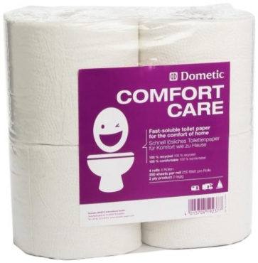 Dometic Comfort Care Fast soluble Toilet Paper