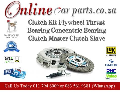High Quality Clutch Kits Pressure Pates Clutch Discs Thrust Bearings Clutch Master Concentric Slave