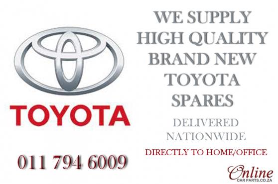 High Quality Toyota Spares Parts - Conquest RunX Corolla Condor Avanza Hiace Quantum Stallio Yaris H