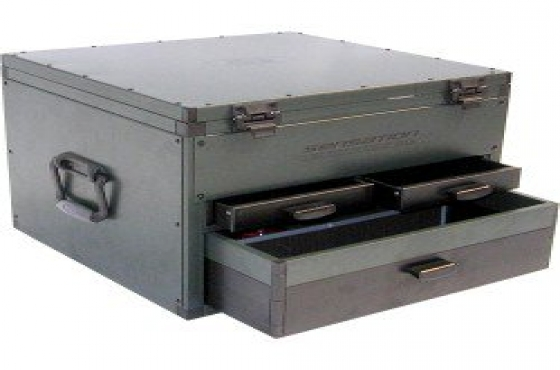 Sensation Aluminum Large Muti Box