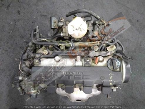 HONDA -D16W7 1.6L VT