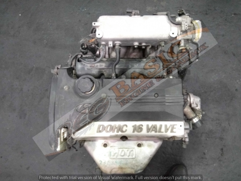 HYUNDAI -G4JP 2.0L EFI 16V Engine -Sonata J4