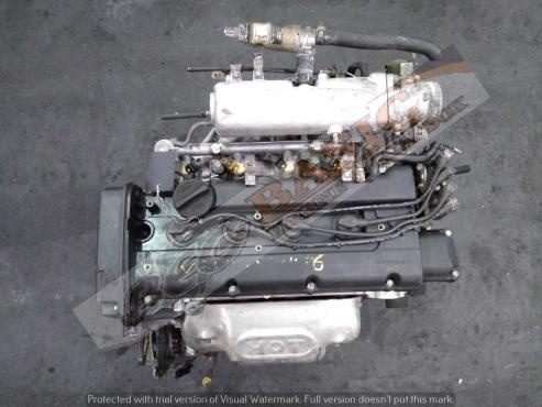 HYUNDAI ELANTRA -G4GM 1.8L EFI 16V Engine -Elantra  ( Replacement of G4GR 1.6L Elantra )
