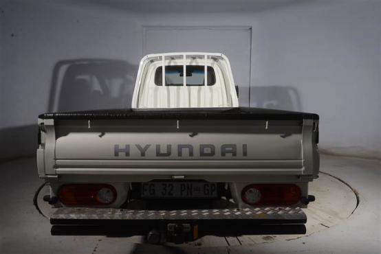 Hyundai H100 Strippi