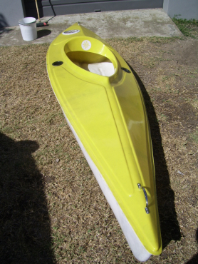 Fibreglass kayak for sale
