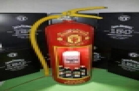Alcohol Extinguisher