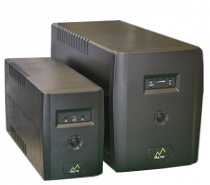 Alto Power Line Interactive 2400VA UPS with AVR - Maiden Electronics