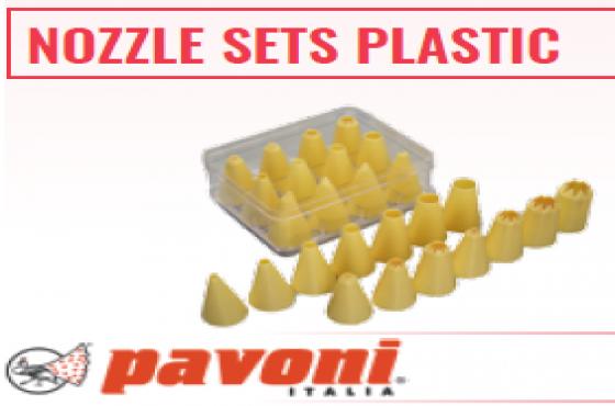 NOZZLE SETS PLASTIC