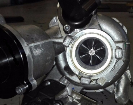 IS20 Turbo Upgrade to IS38 Race Spec Turbo - VW MK7 GTi or Audi Gen3