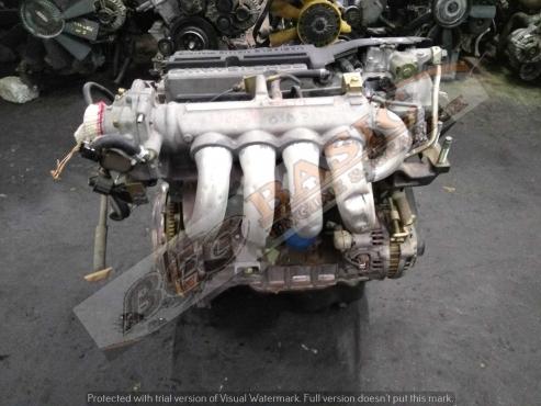 MAZDA 323 -ZL 1.5L VVTI DOHC 16V Engine