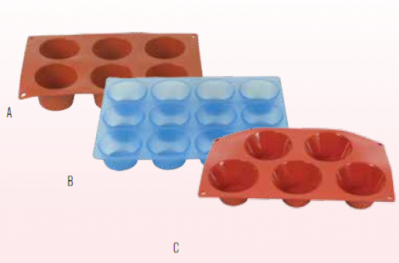 SILICONE MOULDS - MU