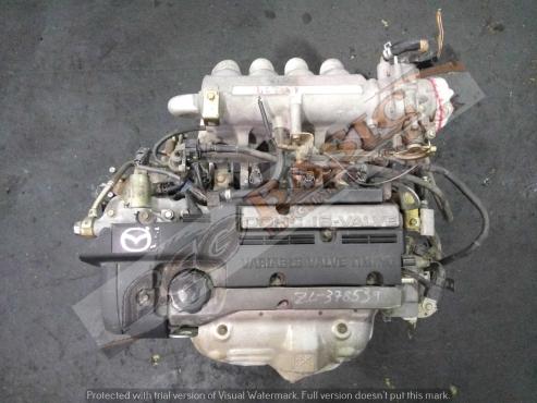 MAZDA 323 -ZL 1.5L V