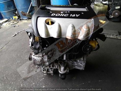 HYUNDAI SONATA -G4KA 2.0L EFI 16V Engine