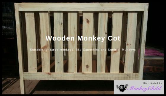 Wooden Monkey Cots