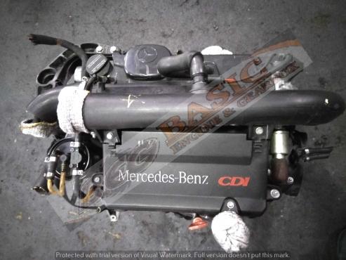 MERCEDES BENZ -61198