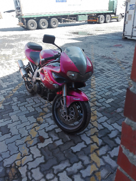 Suzuki TL1000S for sale or to swop for car in despatch