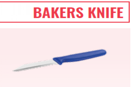 BAKERS KNIFE