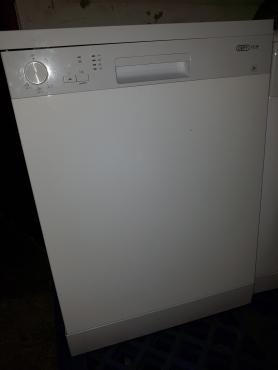 Defy 12 plate dishwasher