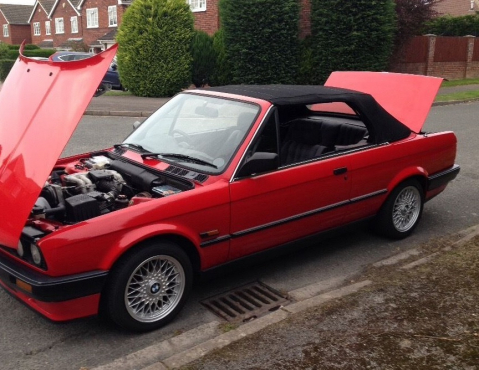 1991 Bmw 318i Convertible For
