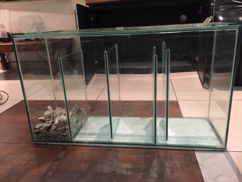 Juwel Aquarium fish tank cabinet + extra