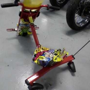 Kiddies PowerRider 3