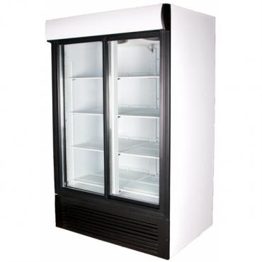 Cooler 2 door sliding