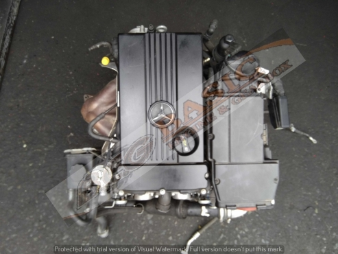 MERCEDES BENZ -271950 1.8L EFI Engine -C200 W204 KOMPRESSOR