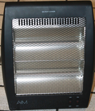 Aim Halogen Heater S