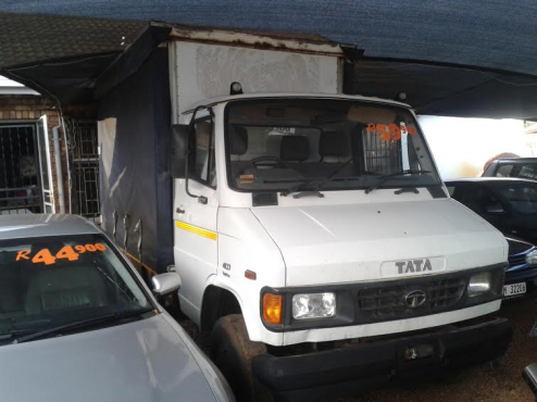 TATA 407 TURBO TRUCK 2005