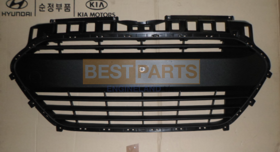 Grand i10 Grille, i10 Front Bumper Grille 2013MY. i10 Parts