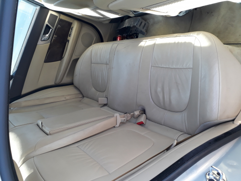 Jaguar XF seat for s