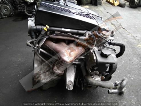 Mercedes Benz C200 W204 271950 1 8l Efi Kompressor Junk Mail