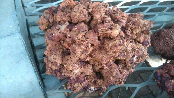 Marine and tropical lava rocks/ filter media