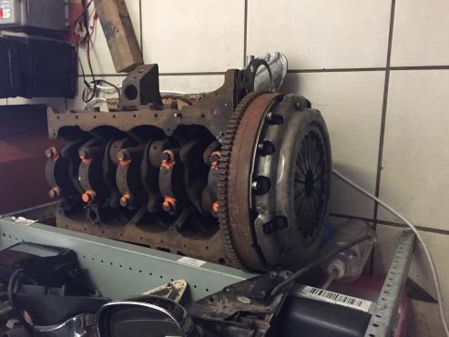 Toyota Quantum 2.5 D4D sub assembly for sale