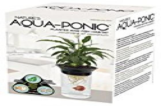 Penn Plax Aqua Ponic Set