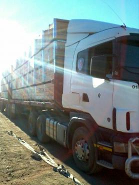 Scania Lorrie in goeie toestand